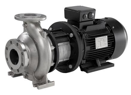 Grundfos NB end-suction close-coupled pumps-centro