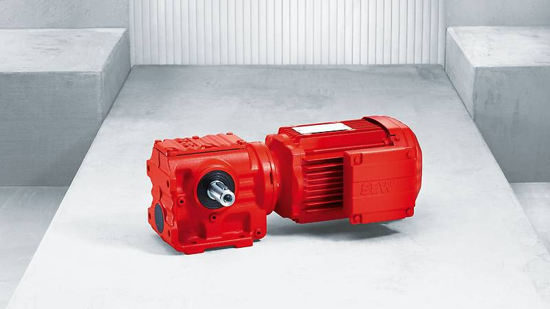W series SPIROPLAN right-angle gear units-centro
