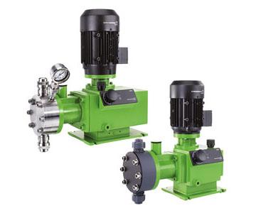 Grundfos DMH hydraulic piston diaphragm dosing pump-centro