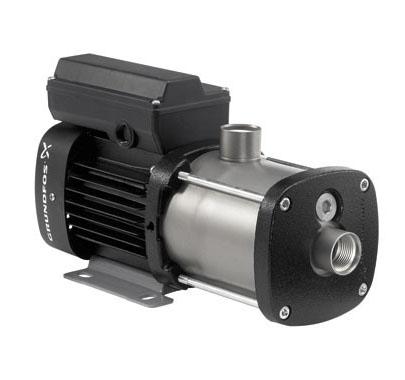 Grundfos CM close-coupled horizontal multistage pump-centro