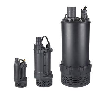 Grundfos DWK submersible pump-centro