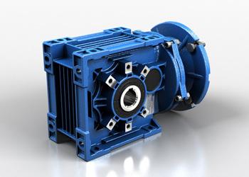 Helical Bevel Gear Reducers – Aluminium-centro
