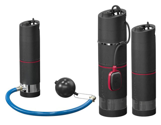 Grundfos SB and SBA submersible booster pump-centro