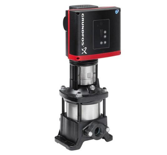 Grundfos CR vertical multistage centrifugal inline pumps-centro
