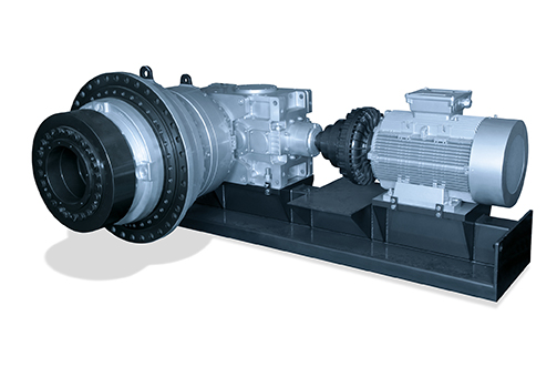 Combined Gearboxes-centro