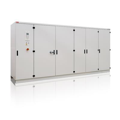 Abb ACS580MV medium voltage drives-centro