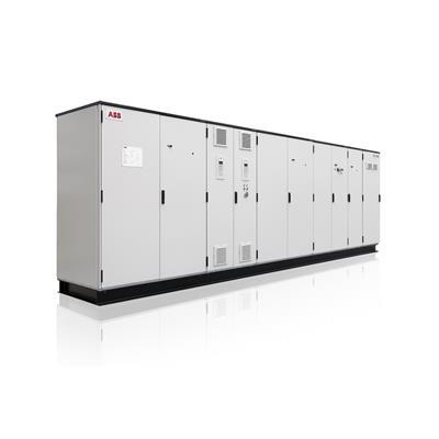 Abb ACS6000 medium voltage drives-centro