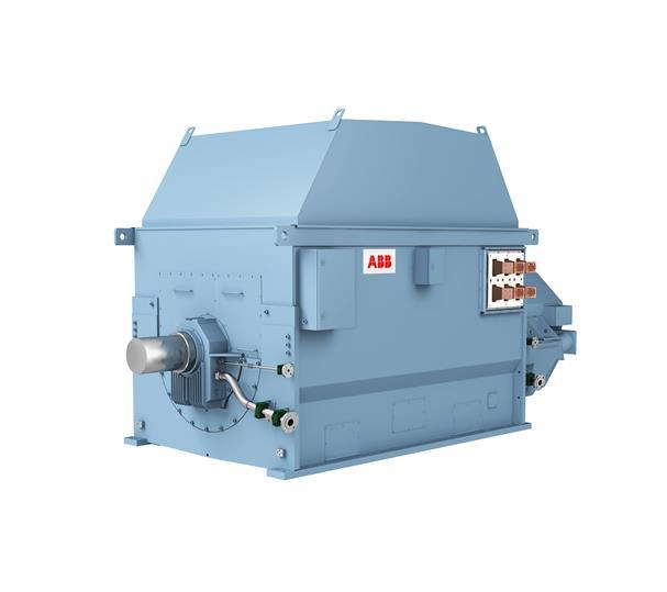 Abb non-sparking motors and generators-centro