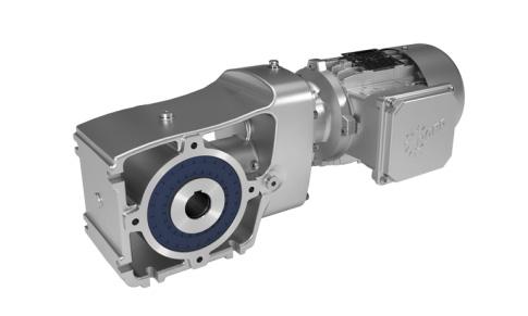 Nord Nordbloc 1 Bevel Gear Motor-centro