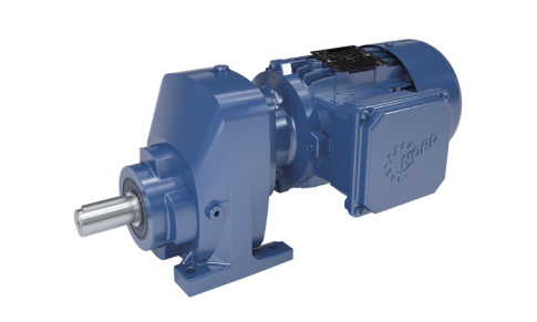 Nord Standard Helical Gear Motor-centro