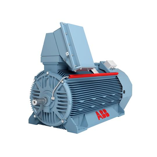 ]Abb high voltage rib cooled motors NXR and AXR-centro