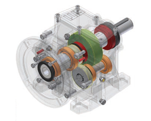 Siti Helical Inline Gearboxes-centro