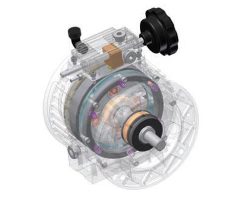 Siti Mechanical Speed Variators-centro