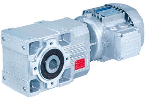 Helical Bevel Gear Motors-centro