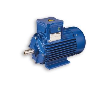 Motor for dust-centro
