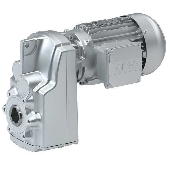 Lenze G500-S shaft-mounted helical gearbox-centro