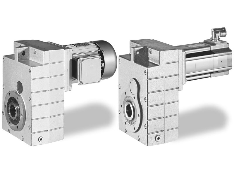 Lenze GFL shaft-mounted helical gearbox-centro
