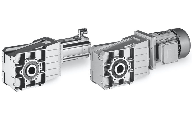 Lenze GKR bevel gearboxes-centro