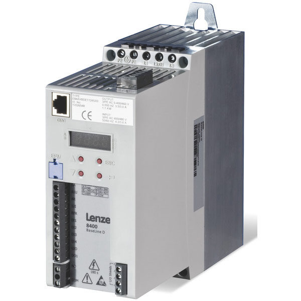 Lenze frequency inverters 8400 BaseLine-centro
