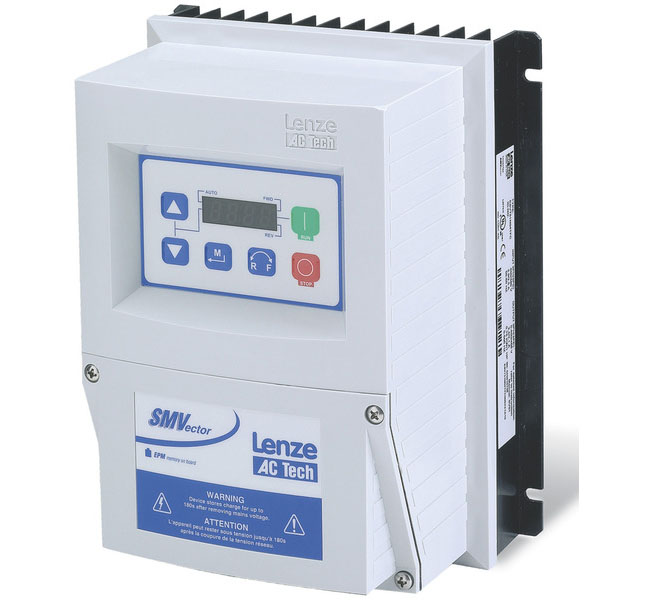 Lenze frequency inverters SMV IP65-centro