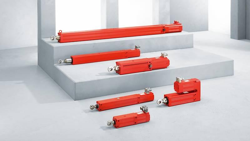 Sew Eurodrive linear servomotors-centro