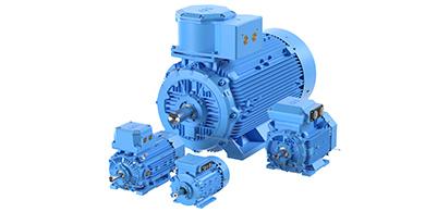 Abb motors and generators for explosive atmospheres-centro