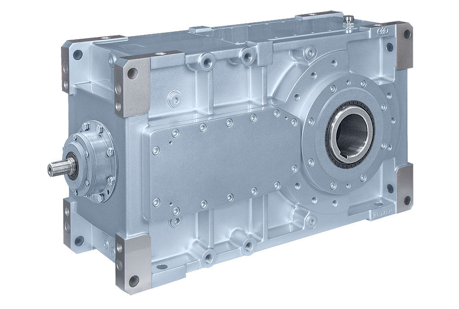 Bevel Helical Gear Reducers-centro