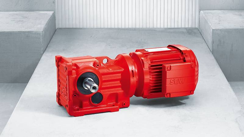 ]R series Sew Eurodrive explosion-proof helical gear units-centro