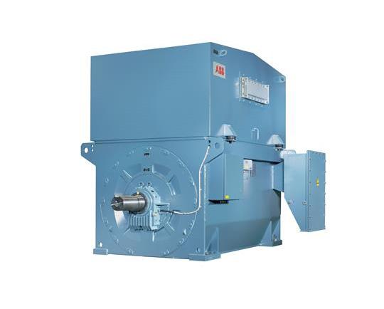 Abb high voltage modular induction motors-centro