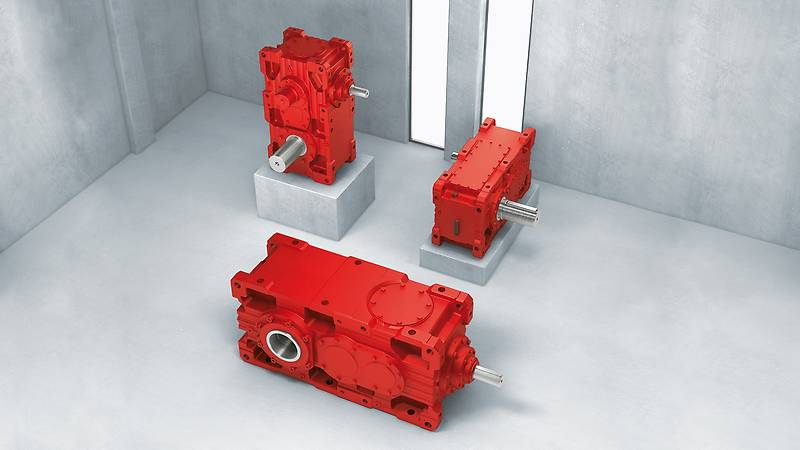 X series Sew Eurodrive industrial gear units-centro
