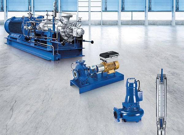 ksb pumps-centro