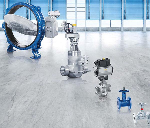 KSB valves-centro