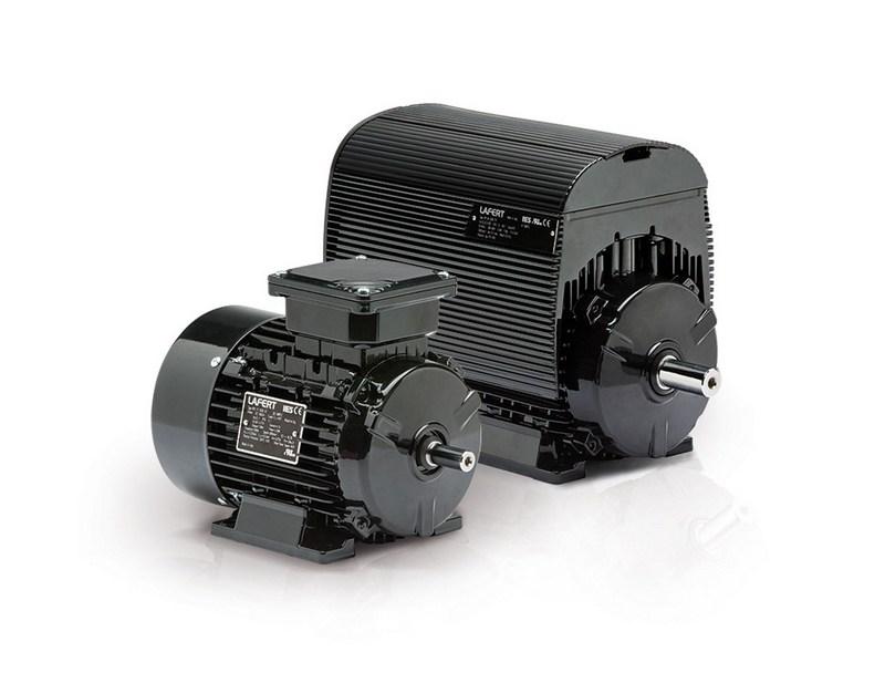 Lafert synchronous PM motors IE4