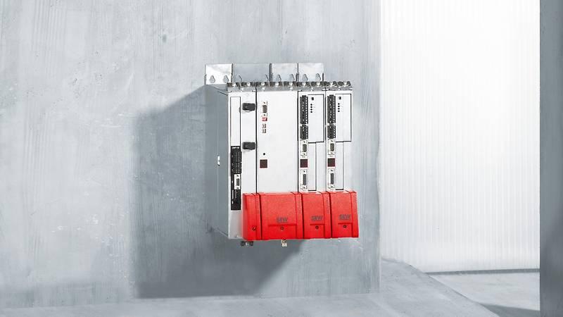 Sew Eurodrive MOVIAXIS multi-axis servo inverter-centro