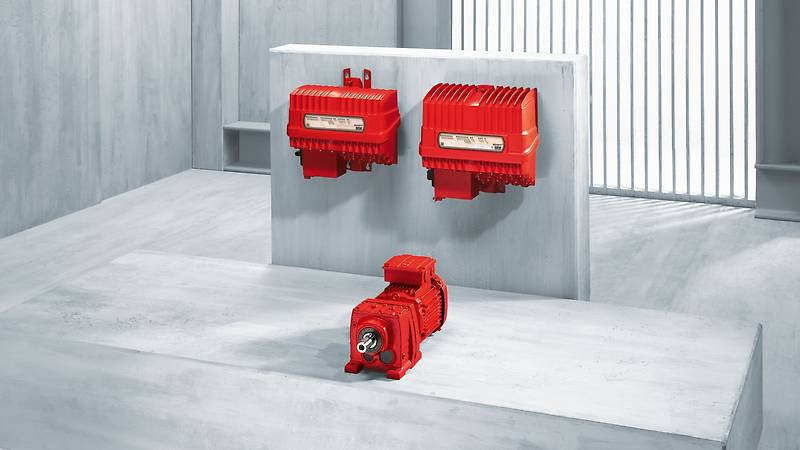 MOVIFIT FC application inverters – centro