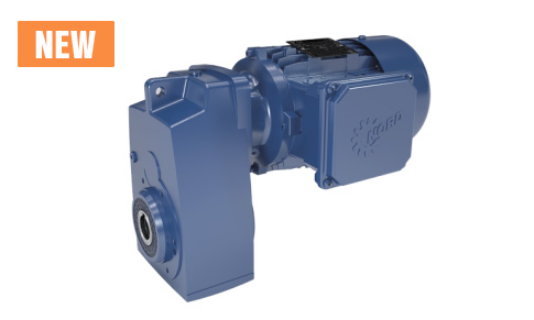 Nord Unicase Parallel -Shaft Gear Motor-centro