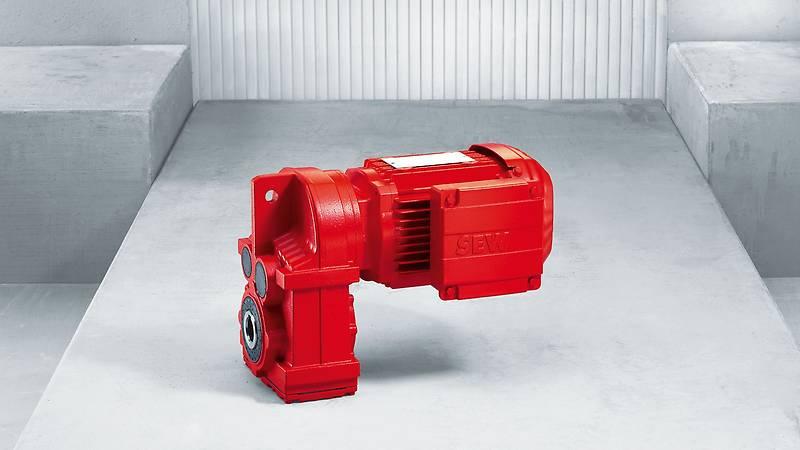 F..DR.. series Sew Eurodrive parallel-shaft gearmotors-centro
