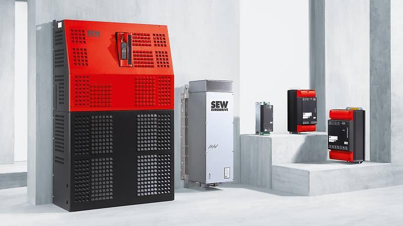 Sew Eurodrive MOVIDRIVE MDR regenerative power supply units-centro