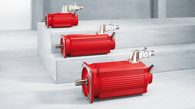 CMS.. series Sew Eurodrive electric cylinder-center