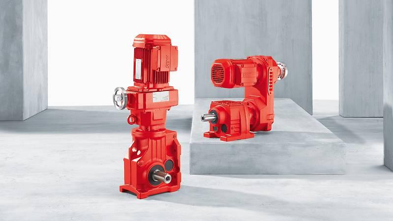 Sew Eurodrive variable speed gearmotors-centro