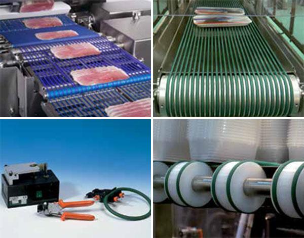 Chiorino polyurethane round and V-belts-centro