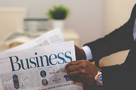 business newspaper-centro